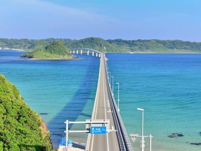 カローラツーリング菅田将暉CMの橋は角島大橋?|JW Gigharbor